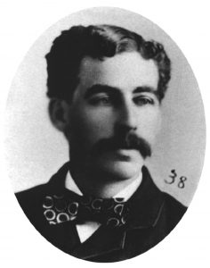 Herman Webster Mudgett, aka H. H. Holmes, 1884 graduate of University of Michigan Medical School
